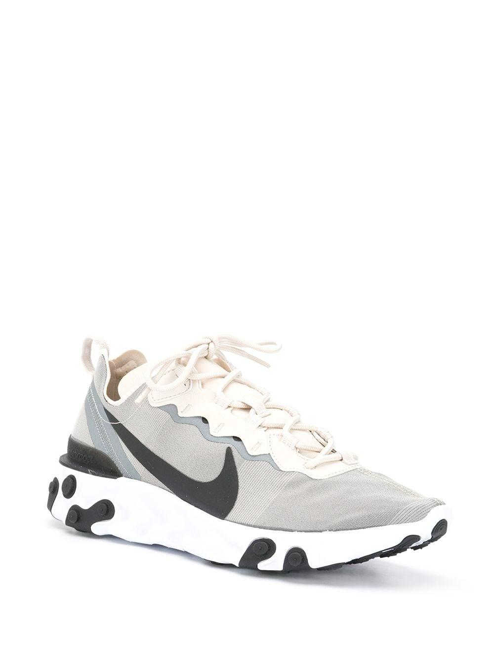 9762575de183 Lyst - Nike React Element 55 Sneakers in Gray - Save 14%