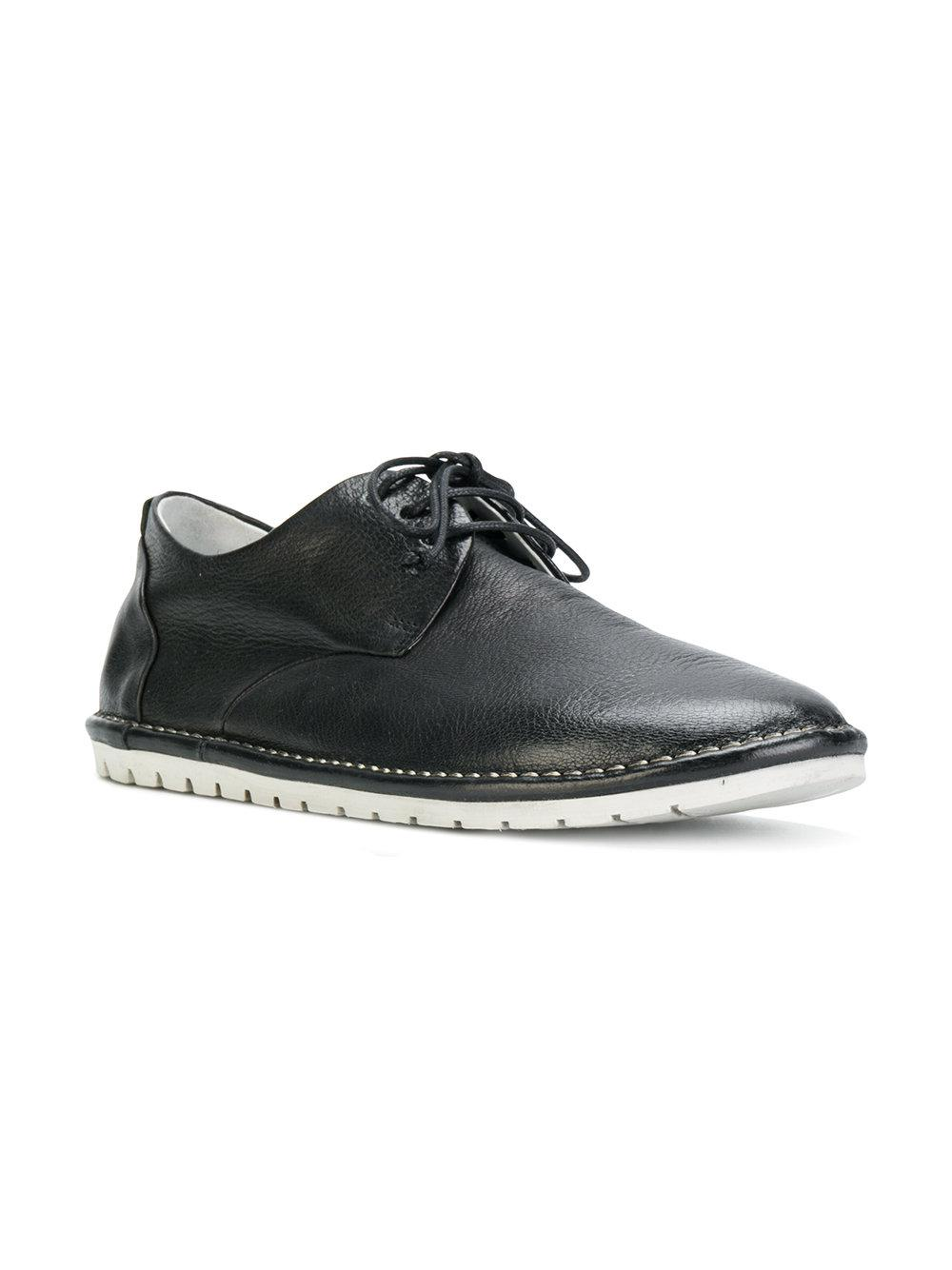 sports shoes c293e b7a5a marsell-Black-Sancrispa-Derby-Shoes.jpeg