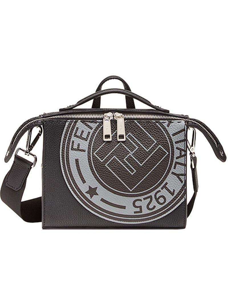 05708cd64e19 Lyst - Fendi Logo-stamp Lui Bag in Black for Men