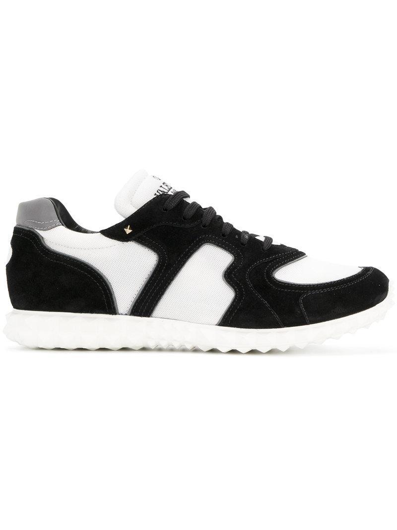 d4359a82fab78 Valentino Garavani Soul Am Sneakers in White for Men - Lyst