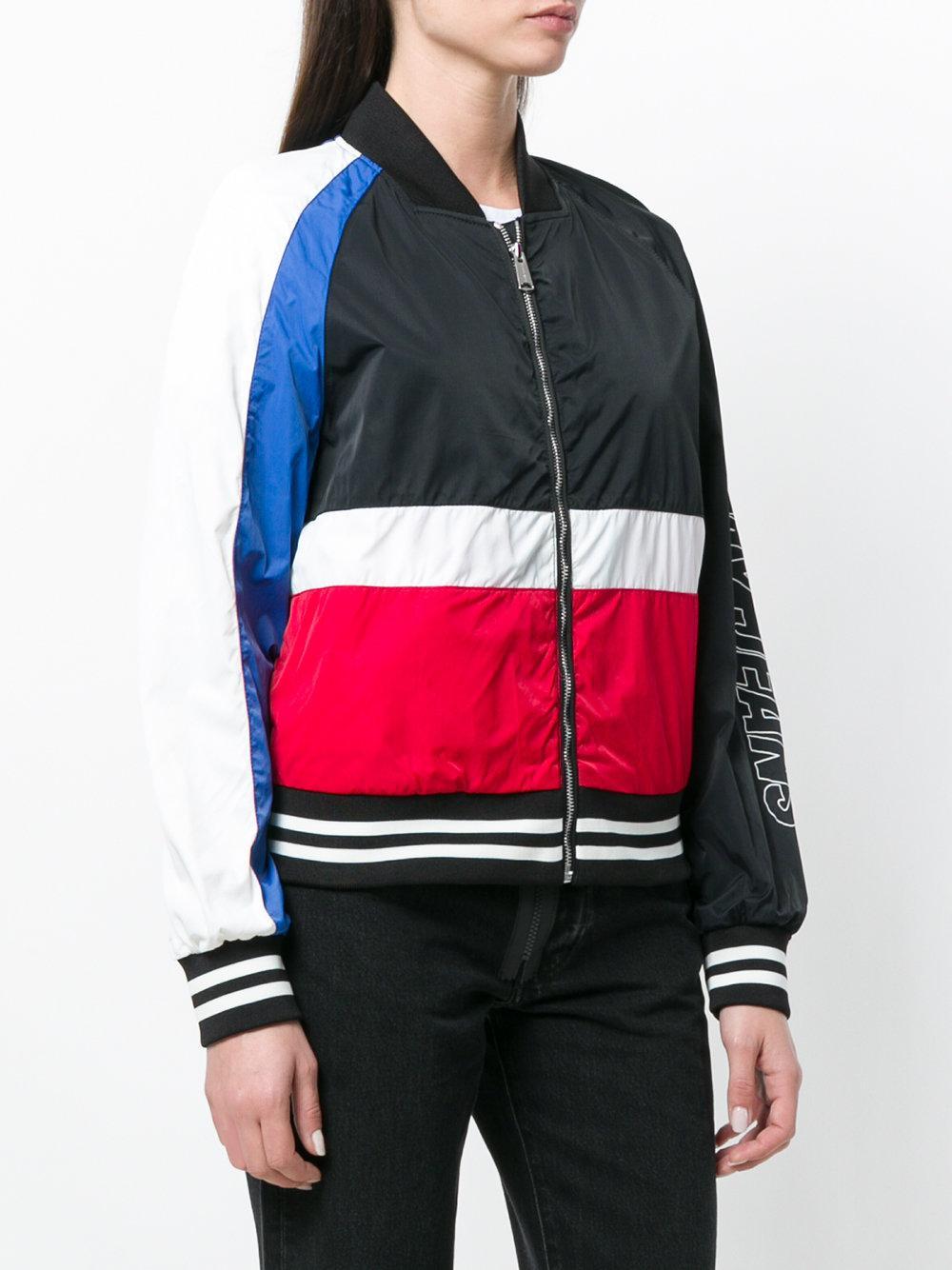 Tommy Hilfiger Black Speed Bomber Jacket