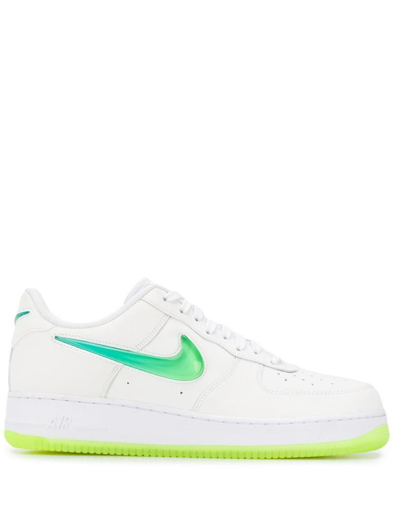6b6d08260a4b Lyst - Nike Air Force 1 07 Premium Sneakers in White for Men - Save 8%
