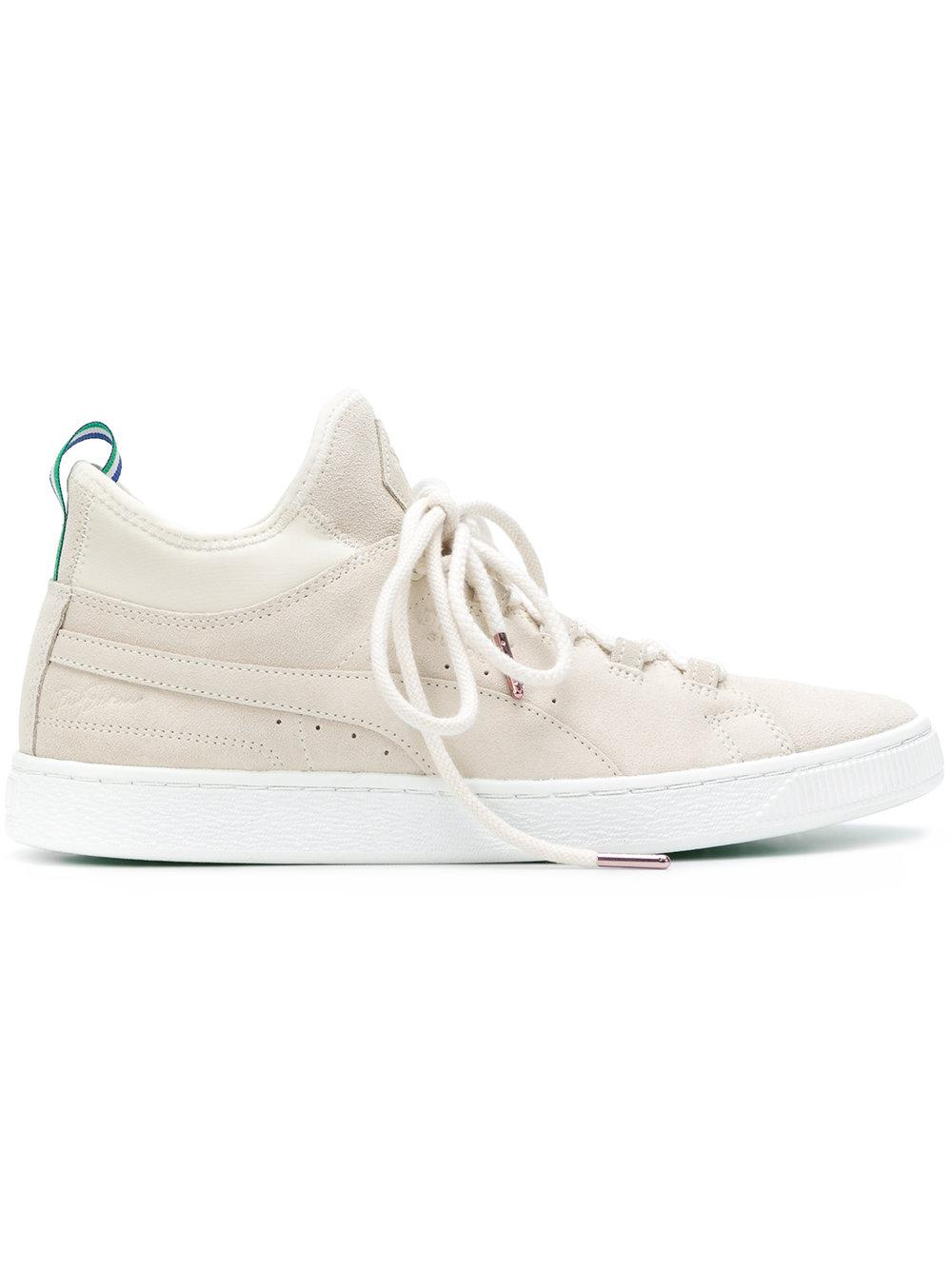 a68ef5a4a0a Lyst - Puma Mid Big Sean Sneakers in White for Men