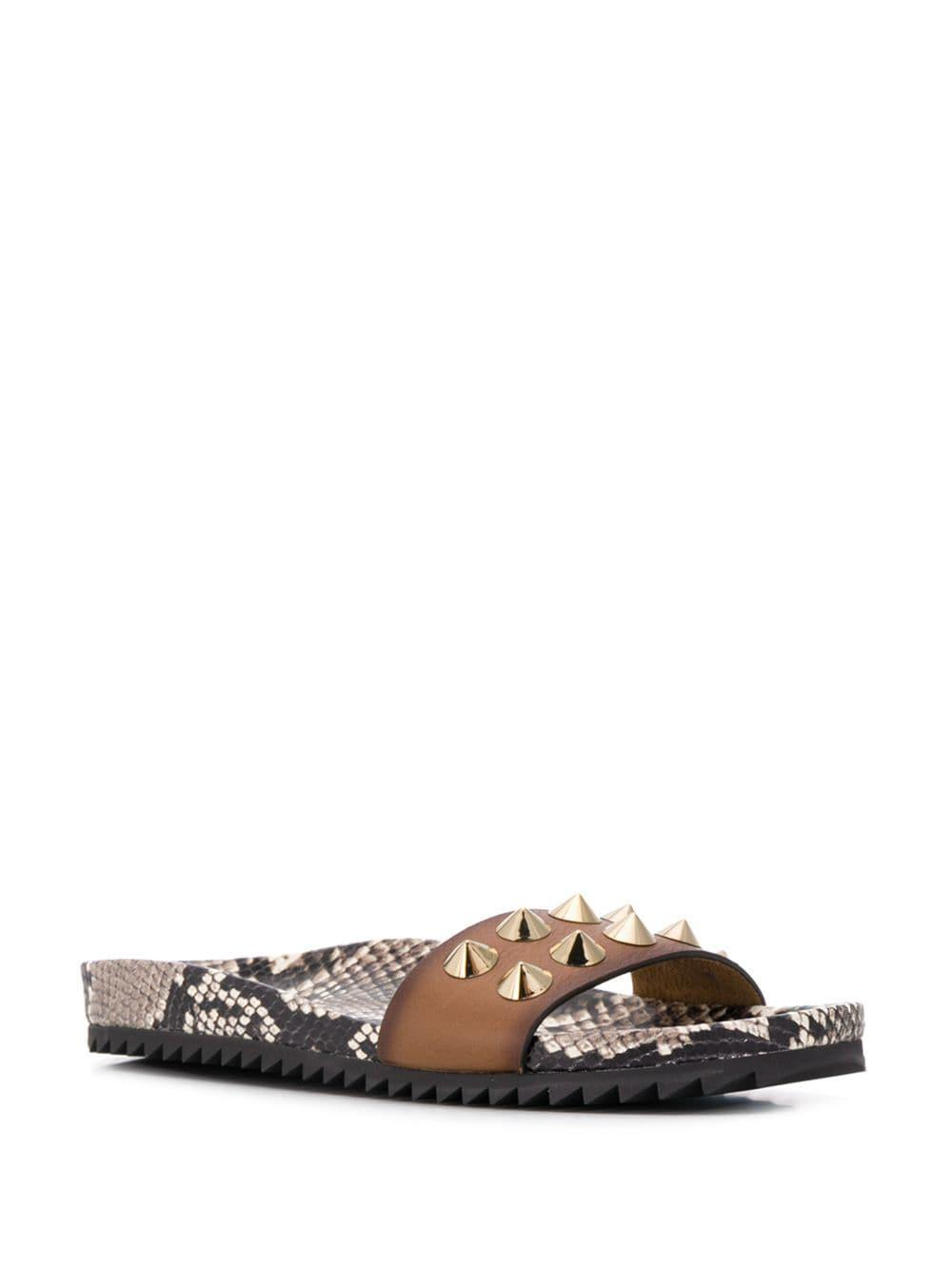 23031f39e Lyst - Pedro Garcia Areta Sandals in Brown