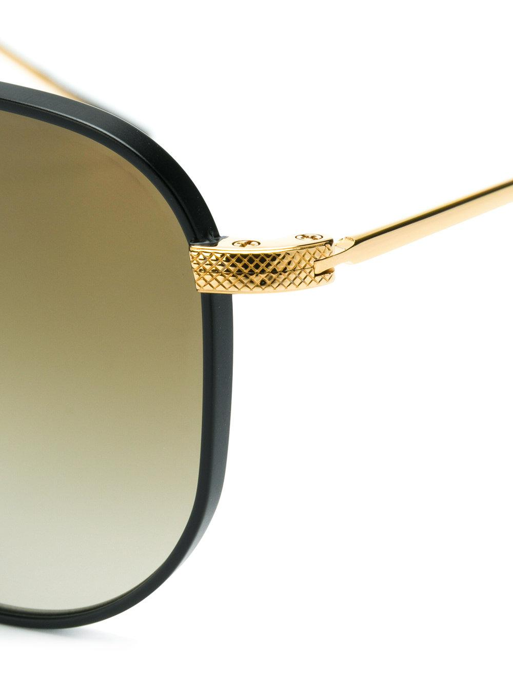Frency & Mercury Spacer Sunglasses in Metallic