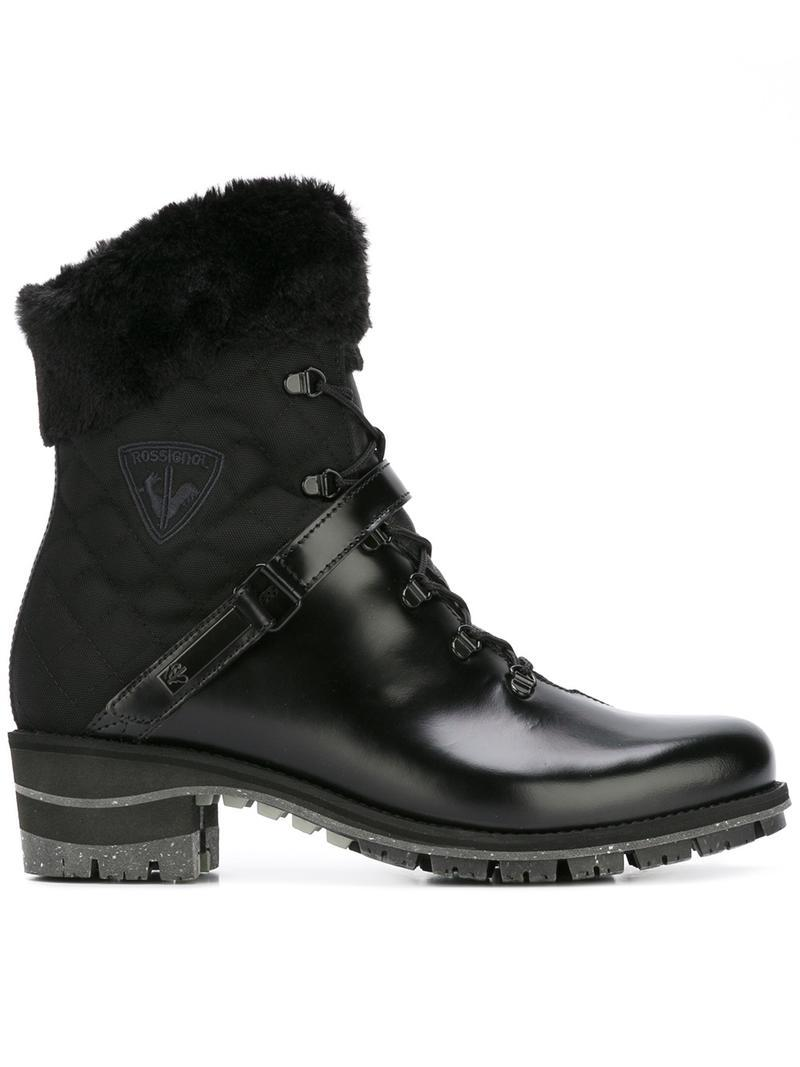 Megeve boots - Black Rossignol Discount Ebay New Styles Cheap Online VWdPeiMz1d