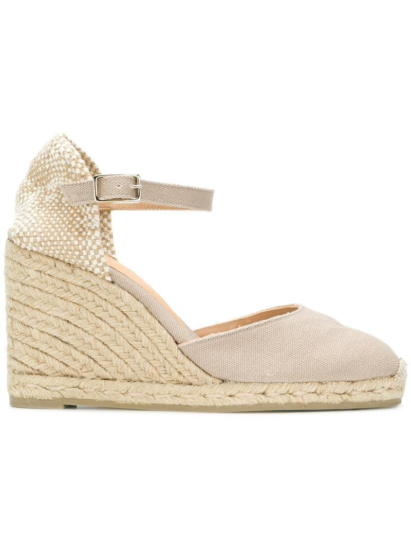 Castañer Campanita wedge espadrilles high quality Inexpensive cheap price buy cheap extremely free shipping fashionable professional for sale 5CEjlXC6Hk