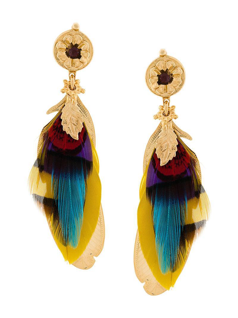 Sao earrings - Metallic Gas Bijoux GQq1sl