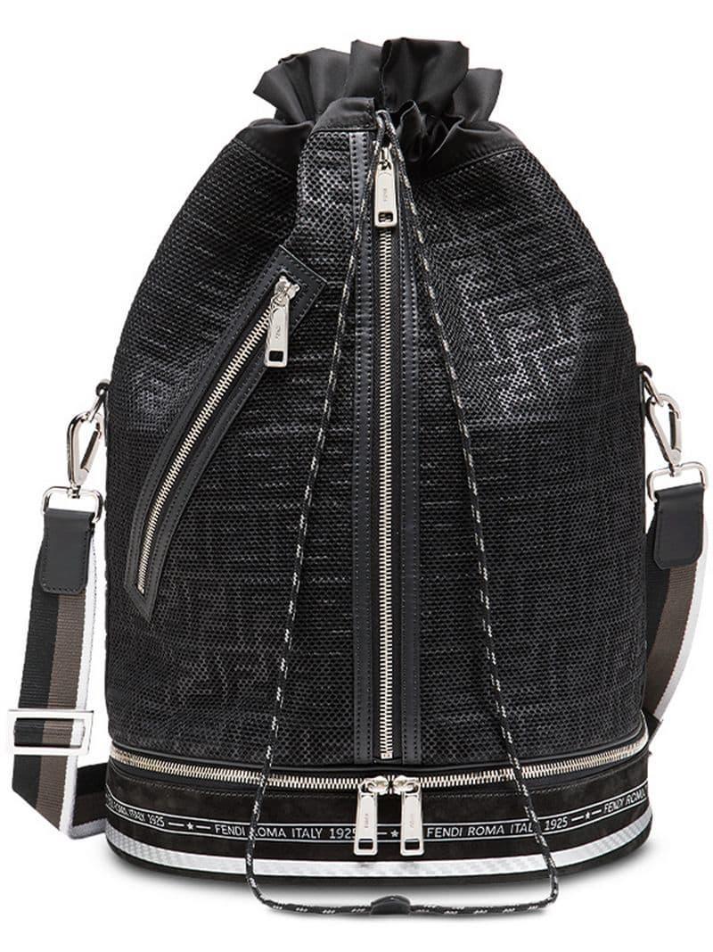 4aba0a8f405c Lyst - Fendi Mon Tresor Sports Bag in Black for Men