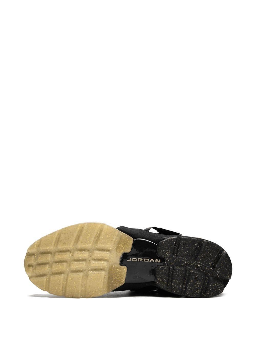 Zapatillas con suela dentada Nike de Tejido sintético de color Negro para hombre