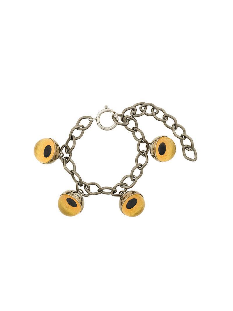 floral bracelet - Metallic Marni 3GN4HyQR