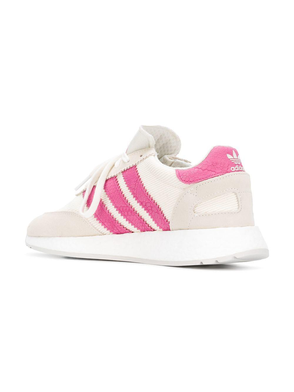 classic styles wholesale price lace up in Originals Iniki I-5923 Runner Boost Sneakers
