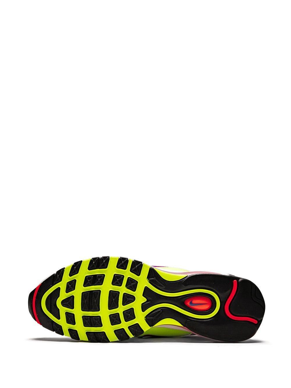 Zapatillas Air Max 97 Nike de Caucho de color Blanco
