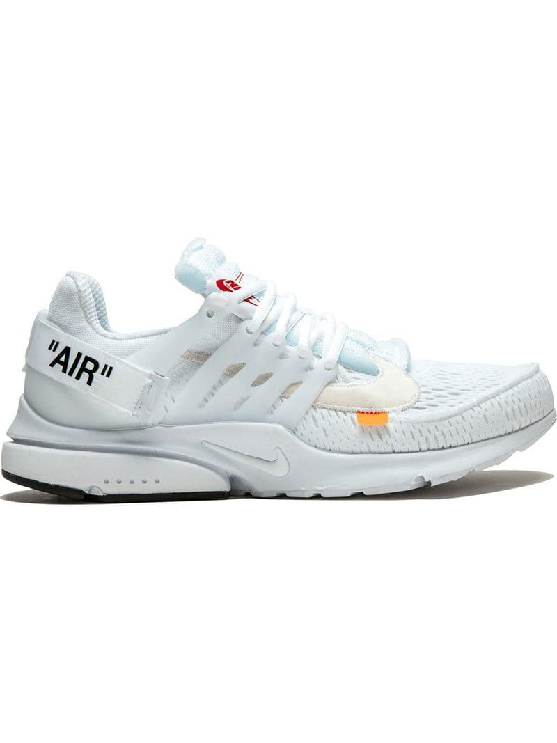 380f04a831a9 Lyst - Nike X Off-white The 10   Air Presto Sneakers in White for Men