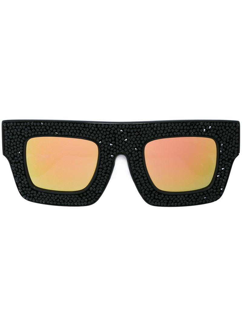 45559c922b4 Anna Karin Karlsson  mr. 5am Poems  Sunglasses in Black - Lyst