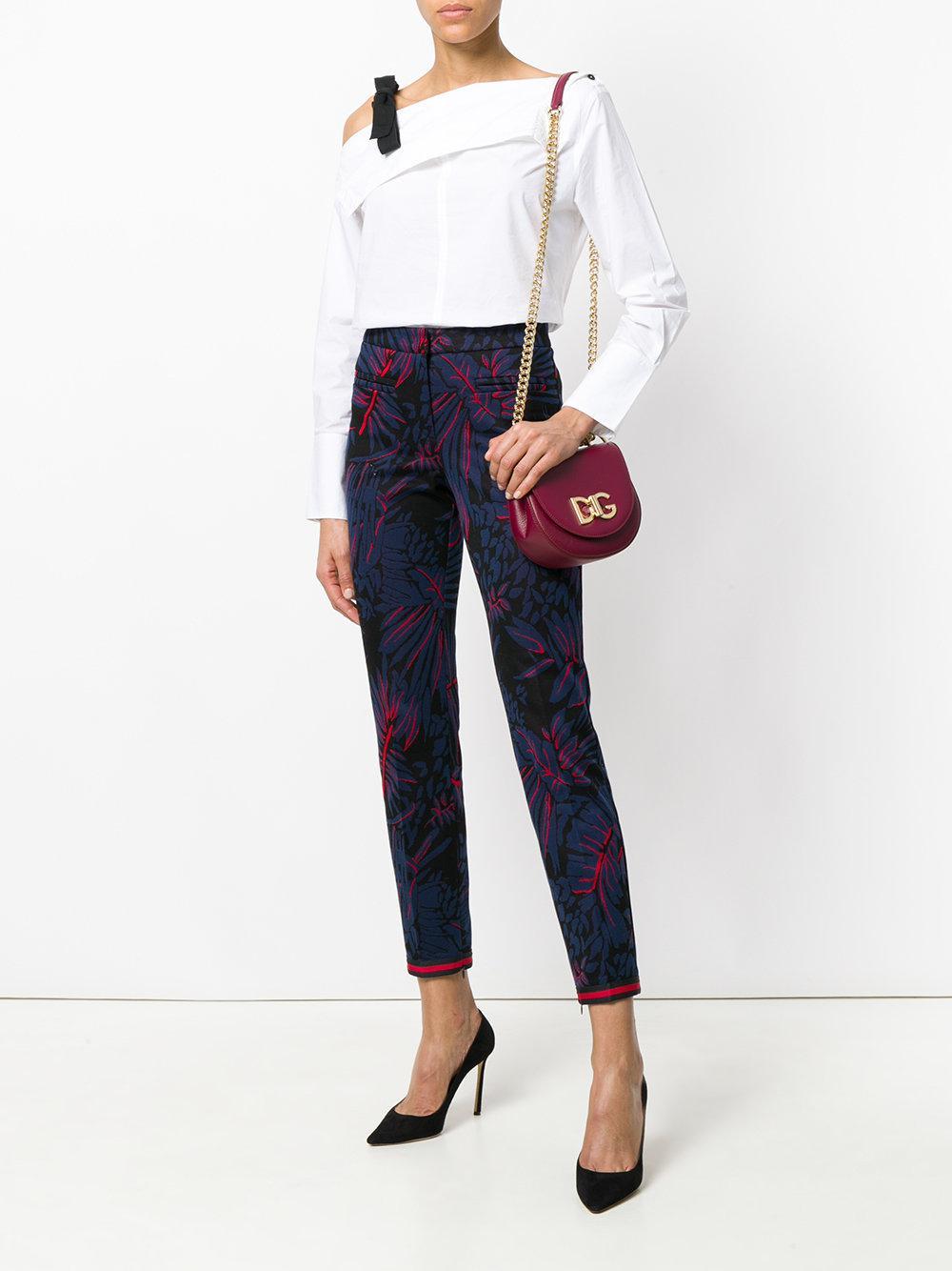 469cea07fc17 Lyst - Dolce   Gabbana Wifi Crossbody Bag in Red