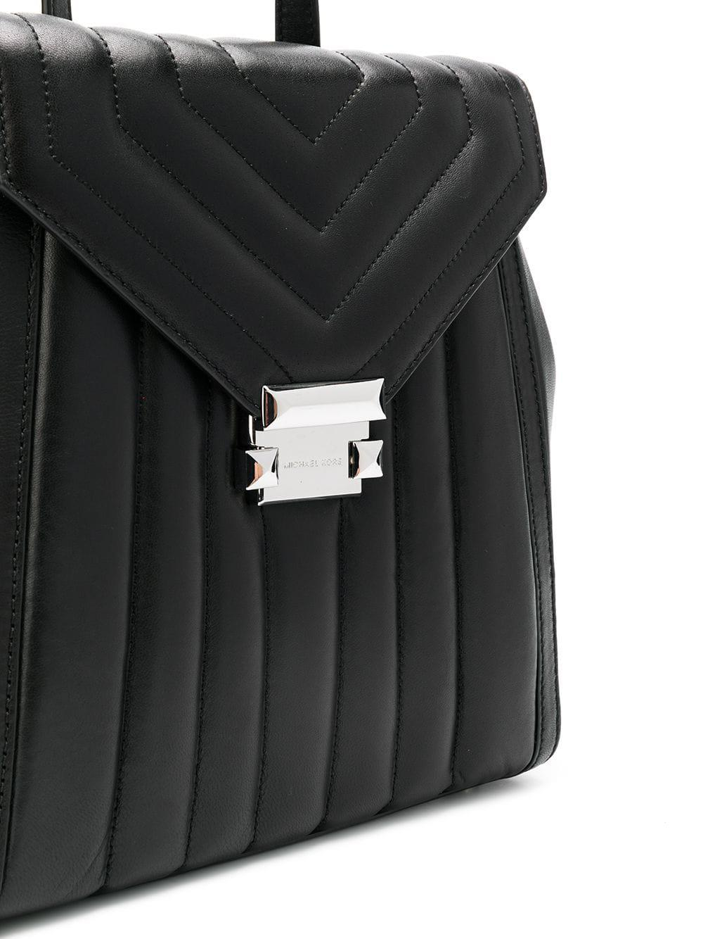Whitney Quilted Backpack