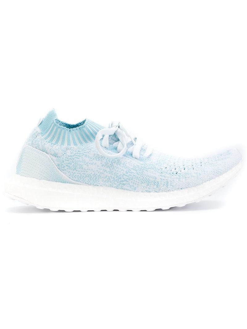 8d2a678e5e6 Adidas Ultraboost Uncaged Parley Sneakers in Blue - Lyst