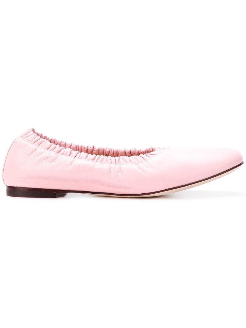 Stuart Weitzman Gina ballerina shoes bUP3089