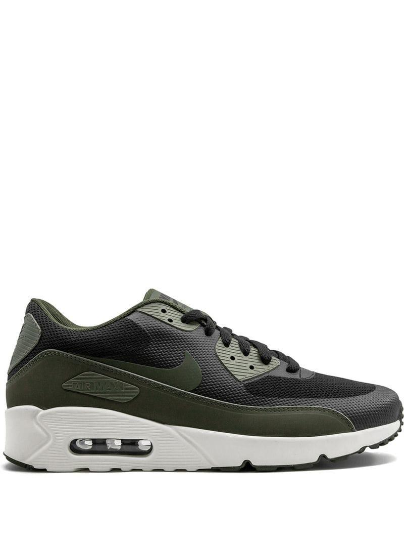 e018bb194c0 Nike Air Max 90 Ultra 2.0 Sneakers in Black for Men - Lyst