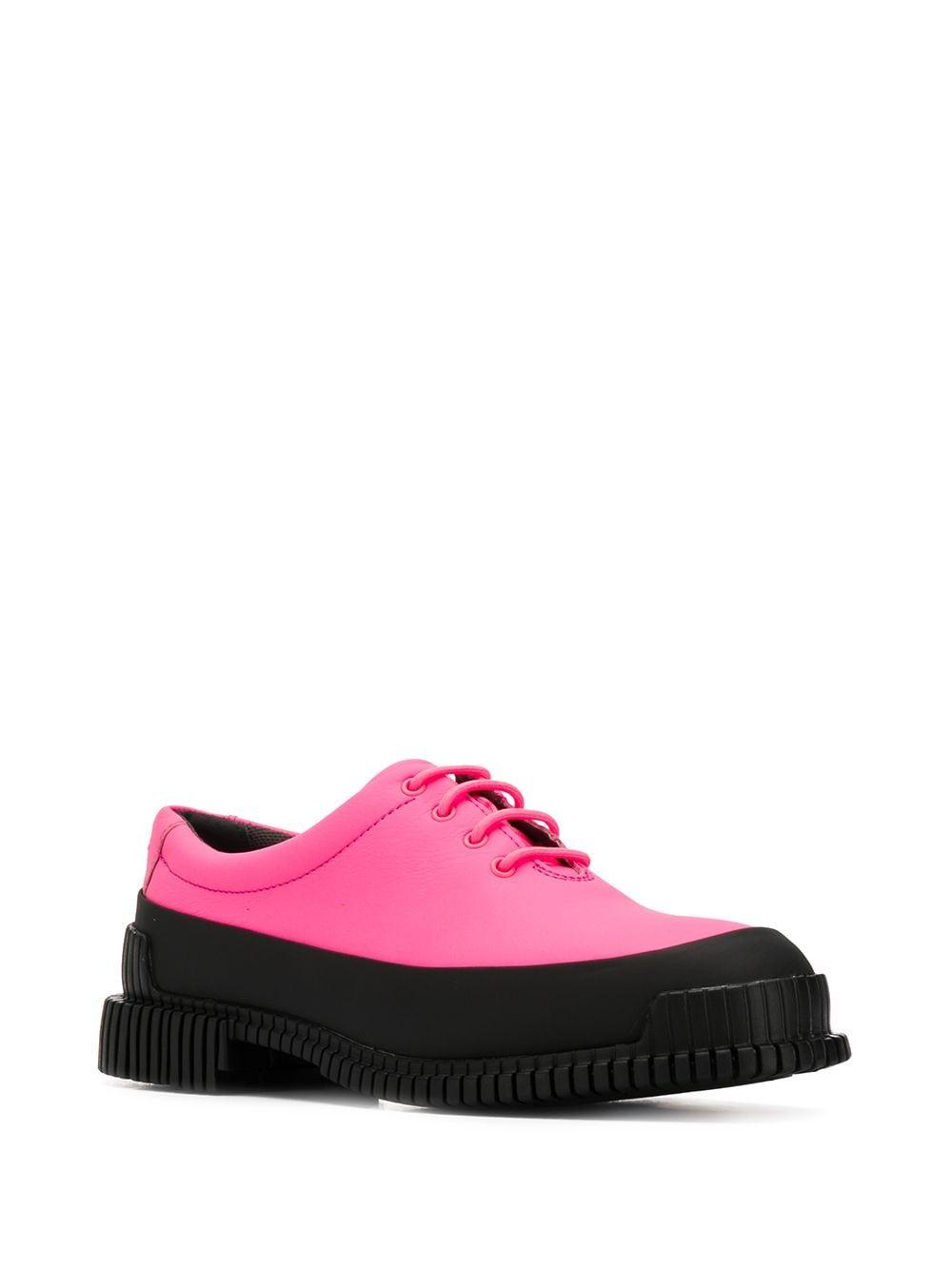 Zapatos Pix con cordones Camper de color Rosa