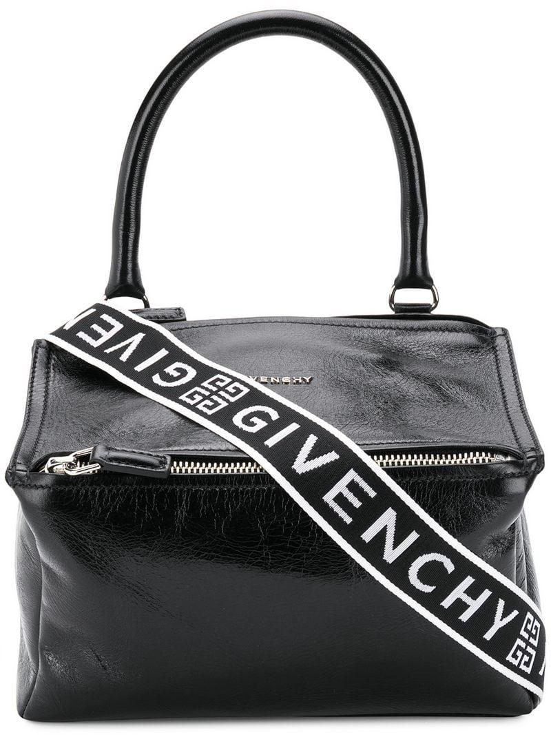 430d0807b7 Lyst - Givenchy 4g Pandora Tote Bag in Black