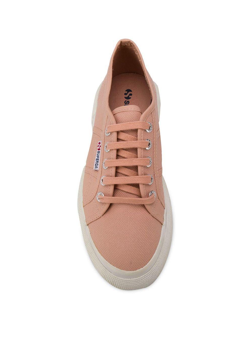 Zapatillas 2287 Cotu Superga de Algodón de color Rosa