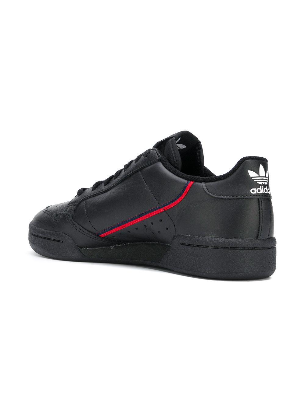 Lyst Adidas continental 80 Rascal zapatilla en negro para hombres