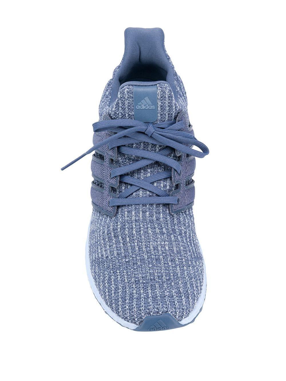 Zapatillas Ultra Boost adidas de Tejido sintético de color Azul para hombre