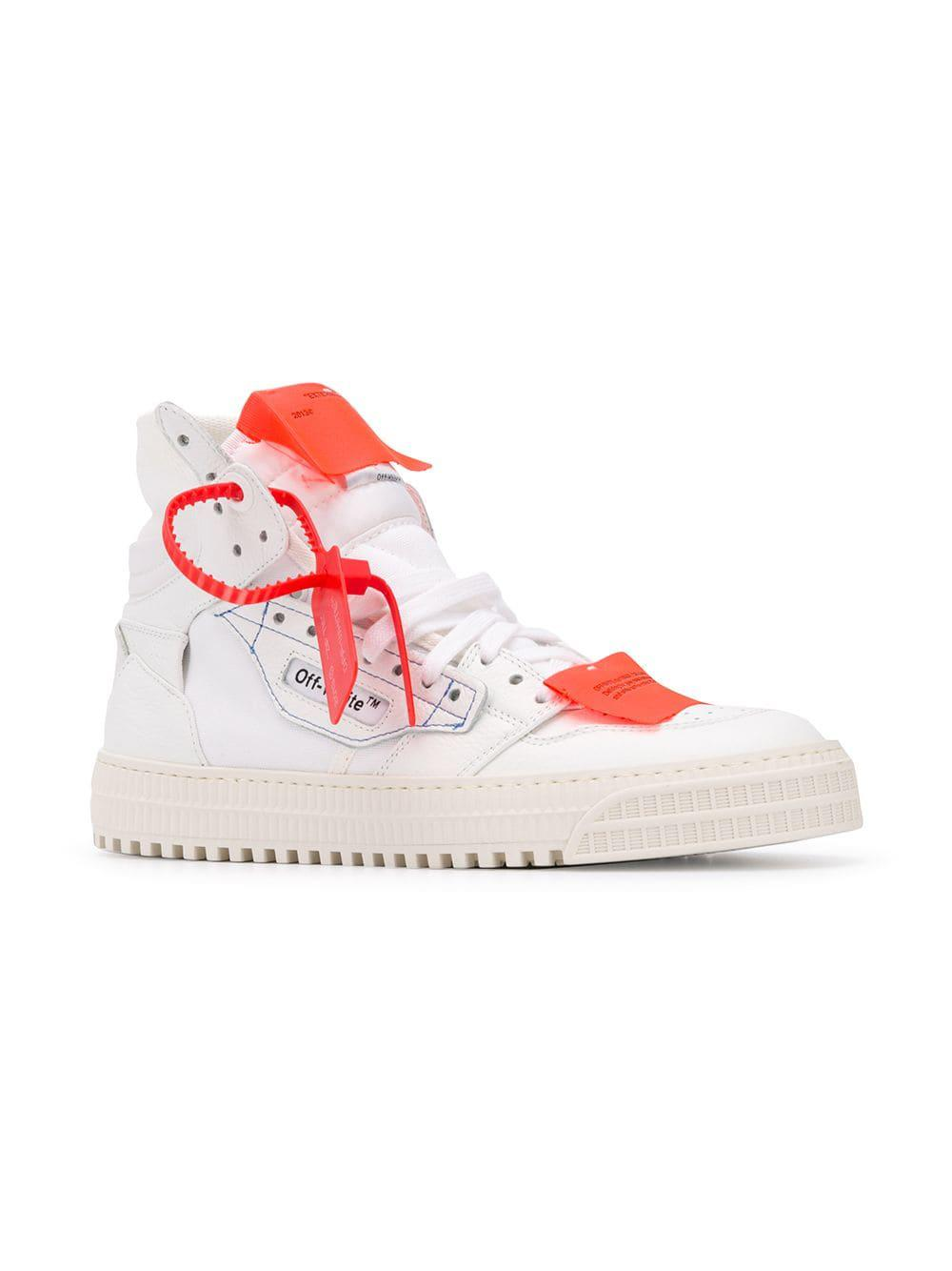 afc939a0247c74 Off-White c/o Virgil Abloh Off-court 3.0 Sneakers in White - Save 16% - Lyst