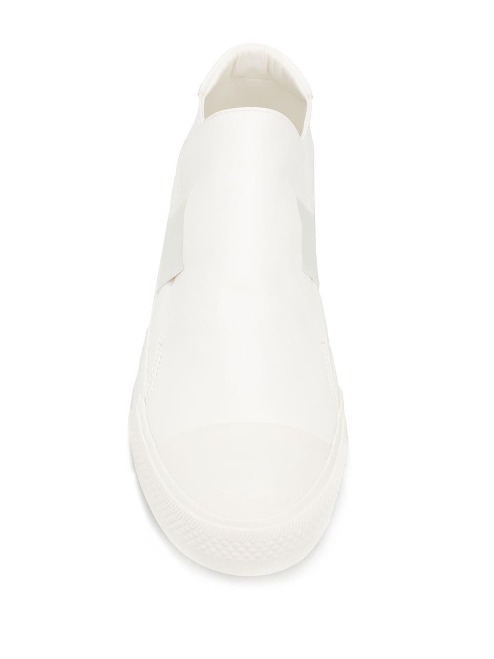 Zucca Rubber Slip-on Sneakers in het Wit voor heren