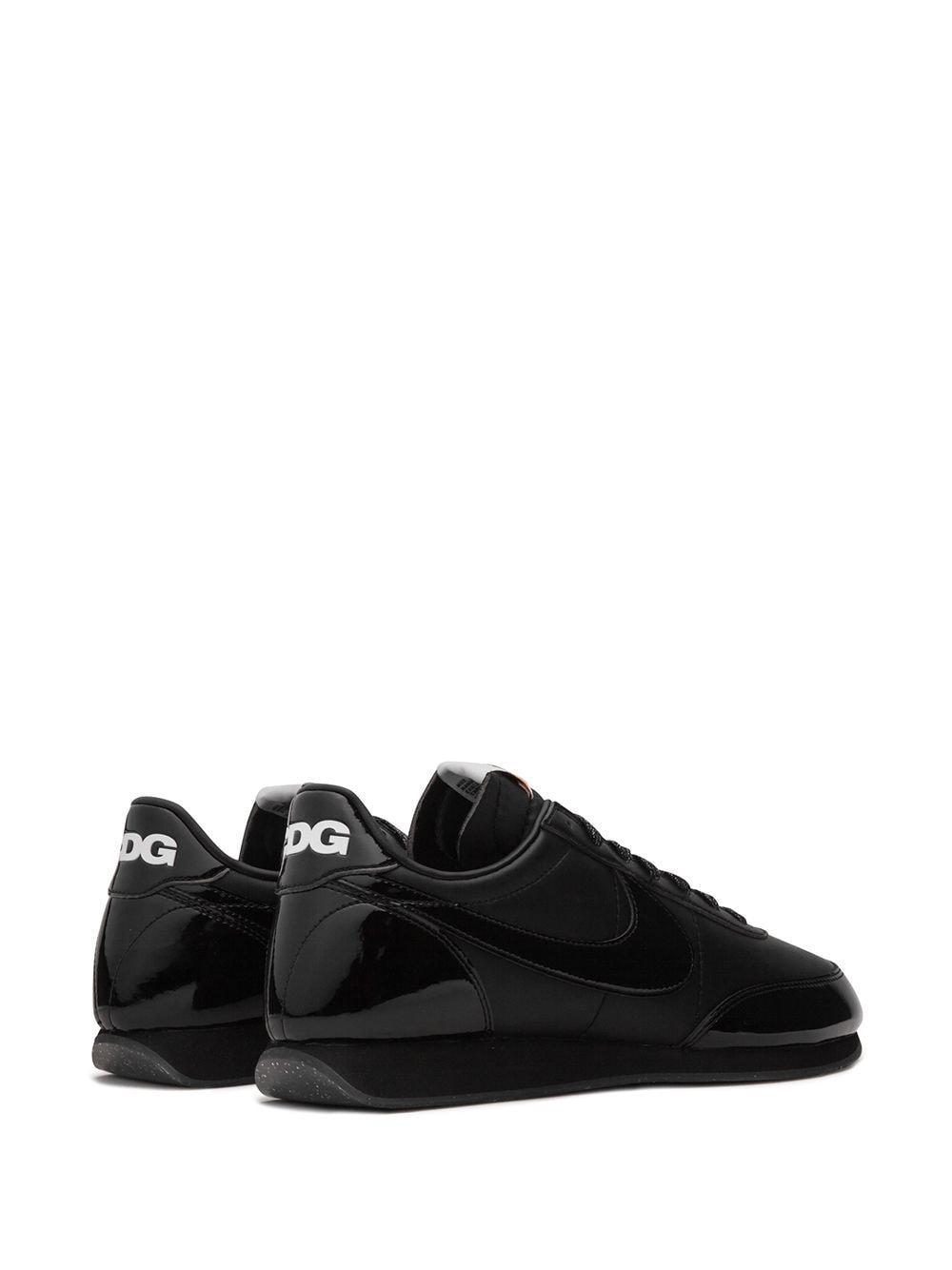 Zapatillas Nighttrack de x Comme Des Garçons Nike de Tejido sintético de color Negro para hombre