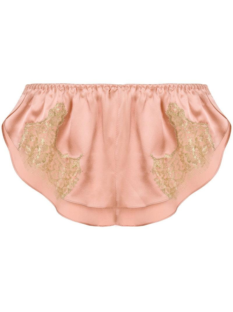Clearance Pick A Best Gina tap pants - Pink & Purple Gilda & Pearl Buy Cheap 100% Guaranteed Best Place Shop Cheap Price Latest Collections Cheap Price Pturp