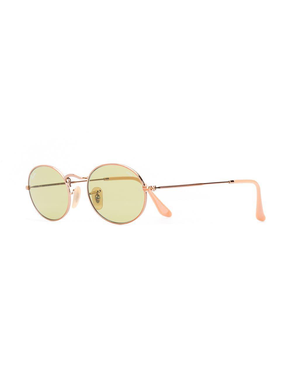 8ad6501734 De Redonda Lyst Gafas Ray Verde Sol Con Ban Montura Color N8n0OwkPX
