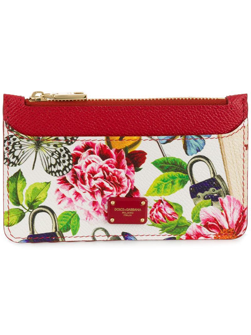 floral print purse - Multicolour Dolce & Gabbana K4xmAb7