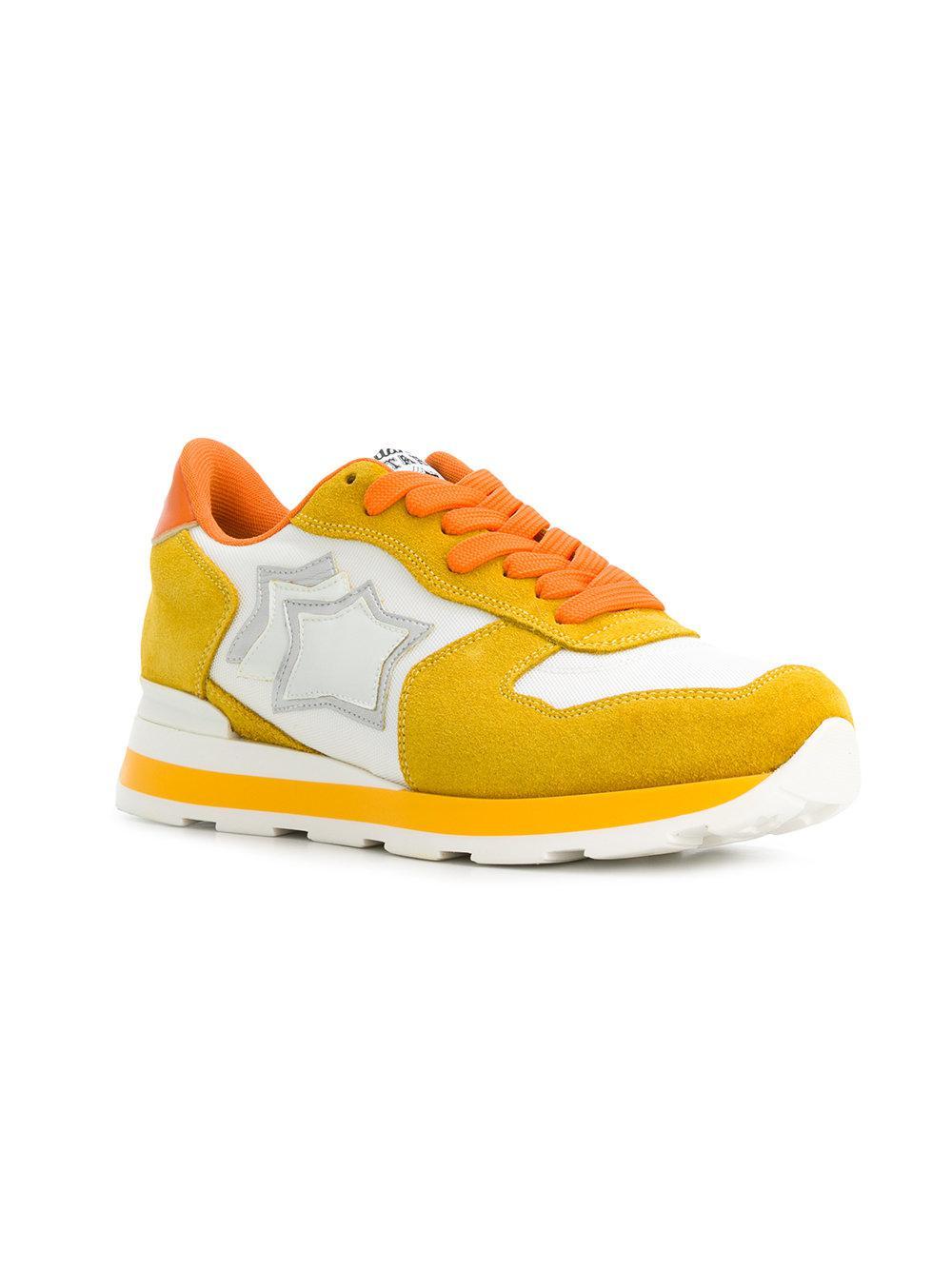 Vega sneakers - Yellow & Orange Atlantic Stars 87wd7ErH9
