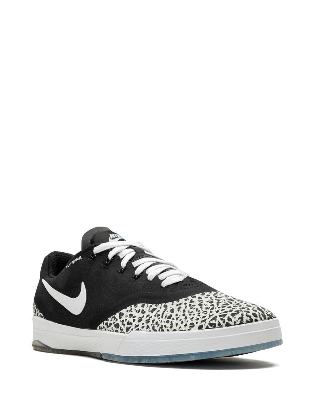 Nike Kant Paul Rodriguez 9 Elite Sneakers in het Zwart voor heren