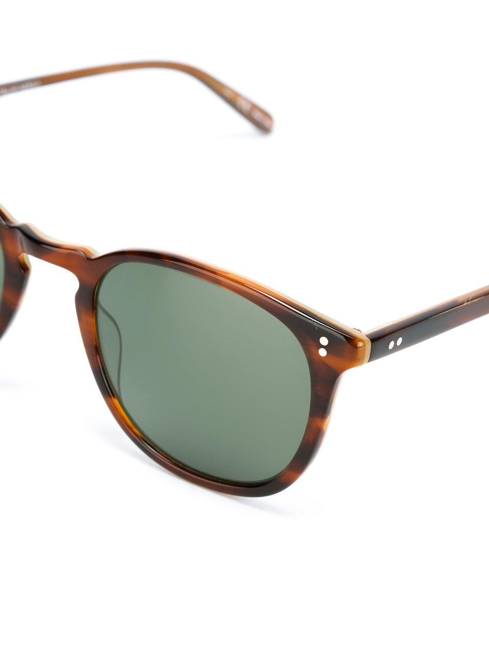 Garrett Leight 'kinney' Sunglasses in Brown