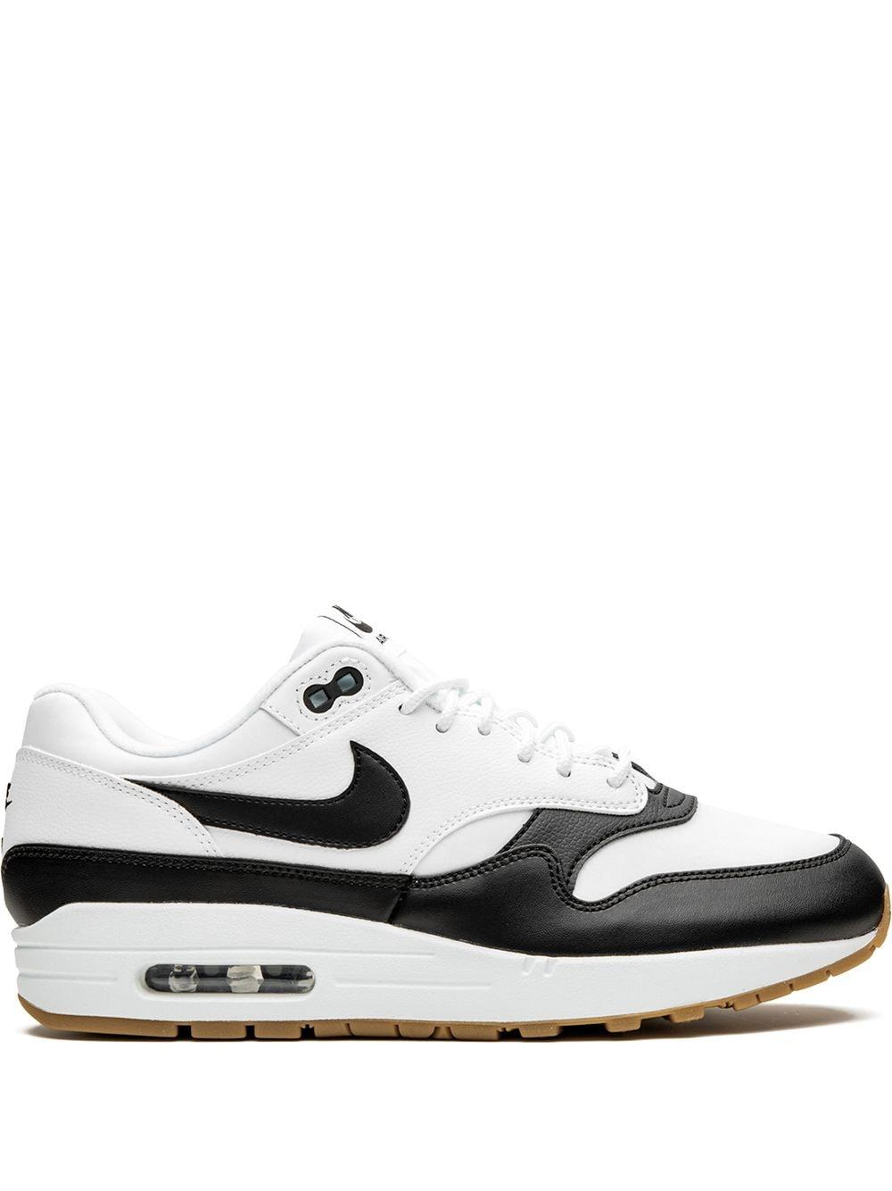 Nike White Leather Air Max 1 Se Low-top Sneakers - US Size: 8 ...