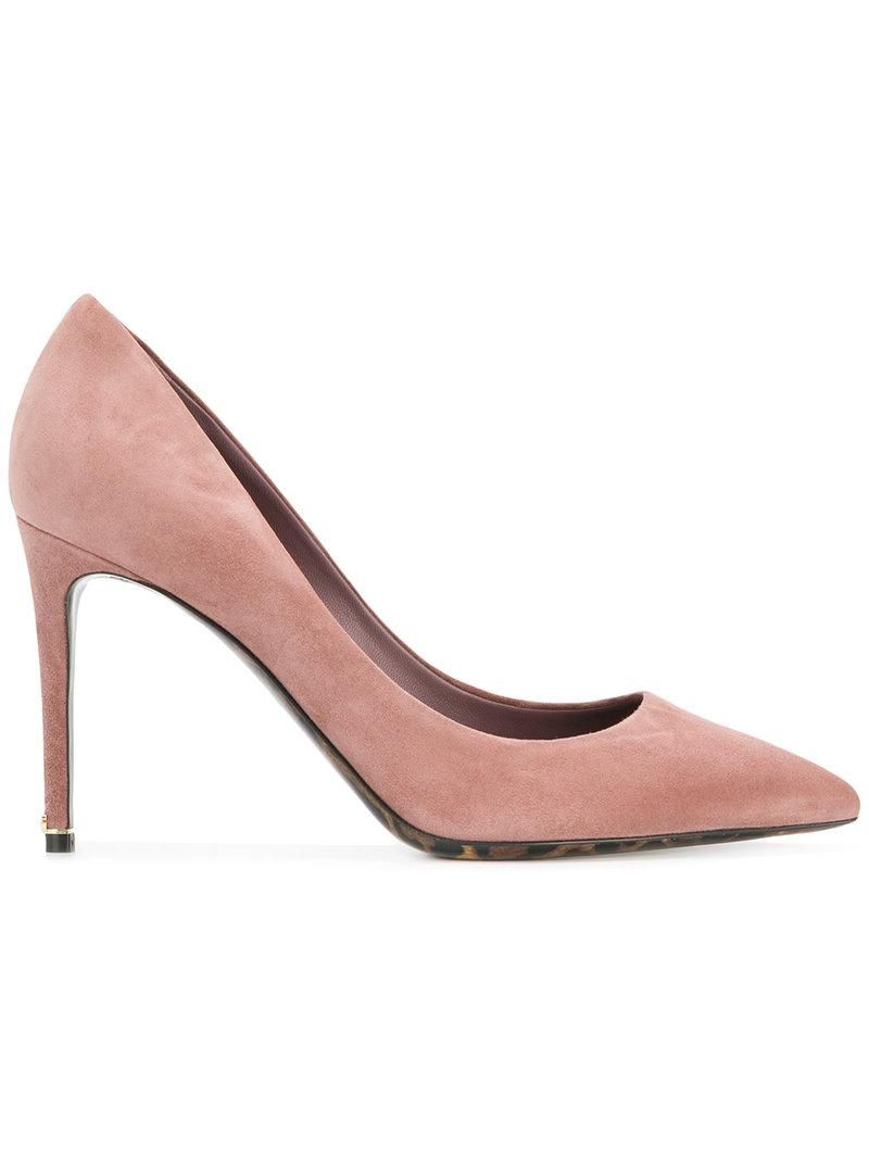 Dolce & Gabbana Kate suede pumps oxMY8osMWT