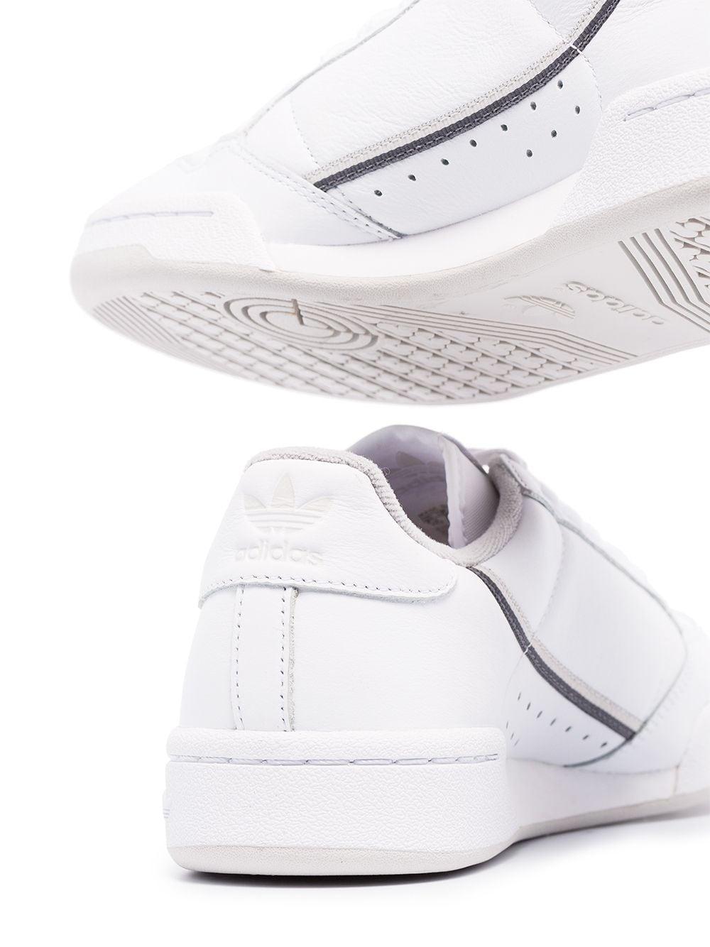 Zapatillas Continental 80 adidas de Tejido sintético de color Blanco