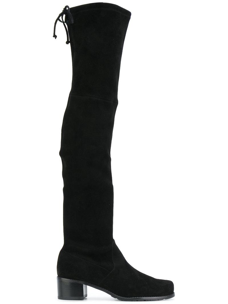 db58cec1fc4 Gallery. Previously sold at  Farfetch · Women s Suede Boots ...