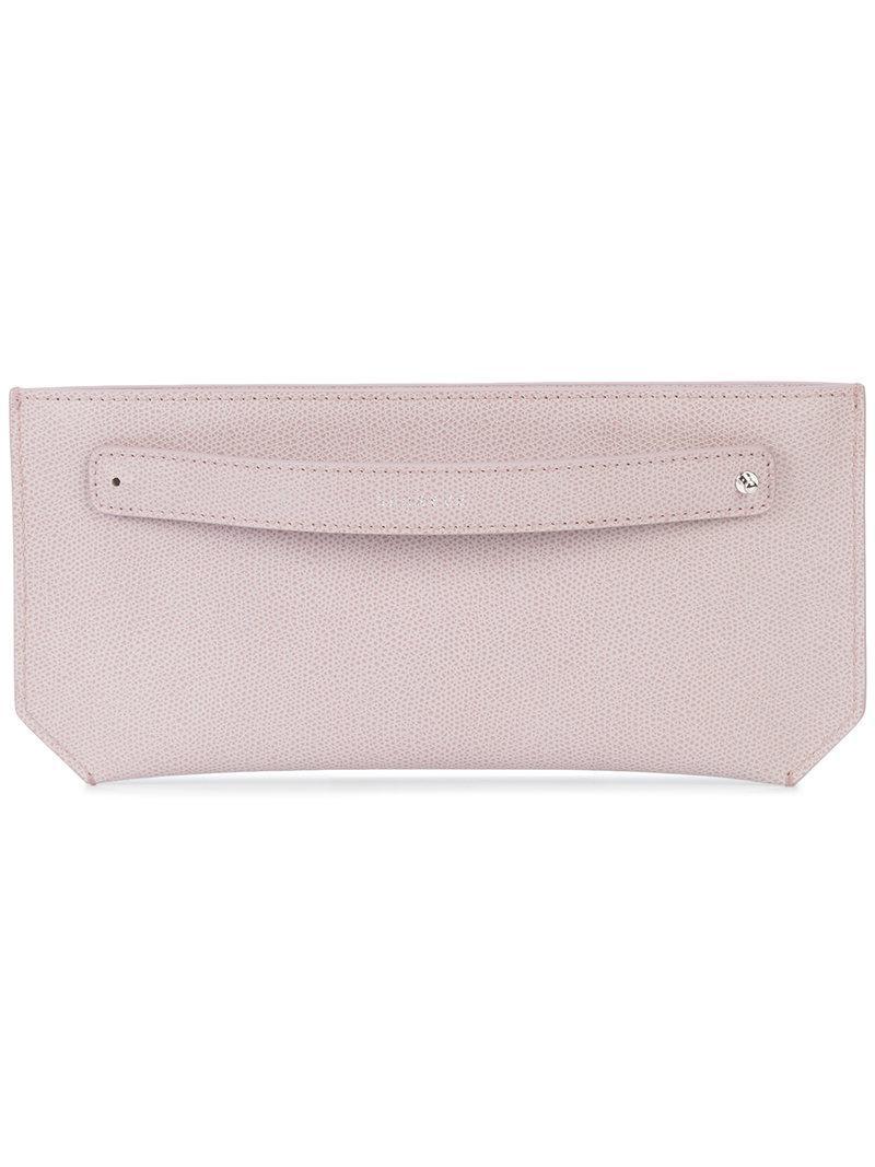 Embrayage Bracelet - Rose Et Violet Senreve ftApTMT