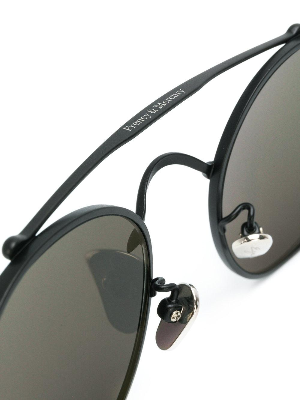 Frency & Mercury Egoistic Sunday I Sunglasses in Black