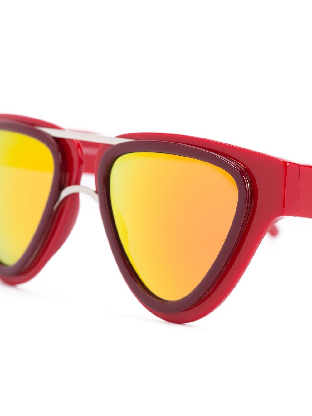 Smoke X Mirrors Sodapop V Sunglasses in Red