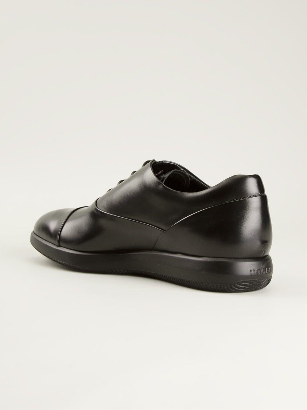 Hogan 'dress X-h209' Shoes in Black for Men - Lyst