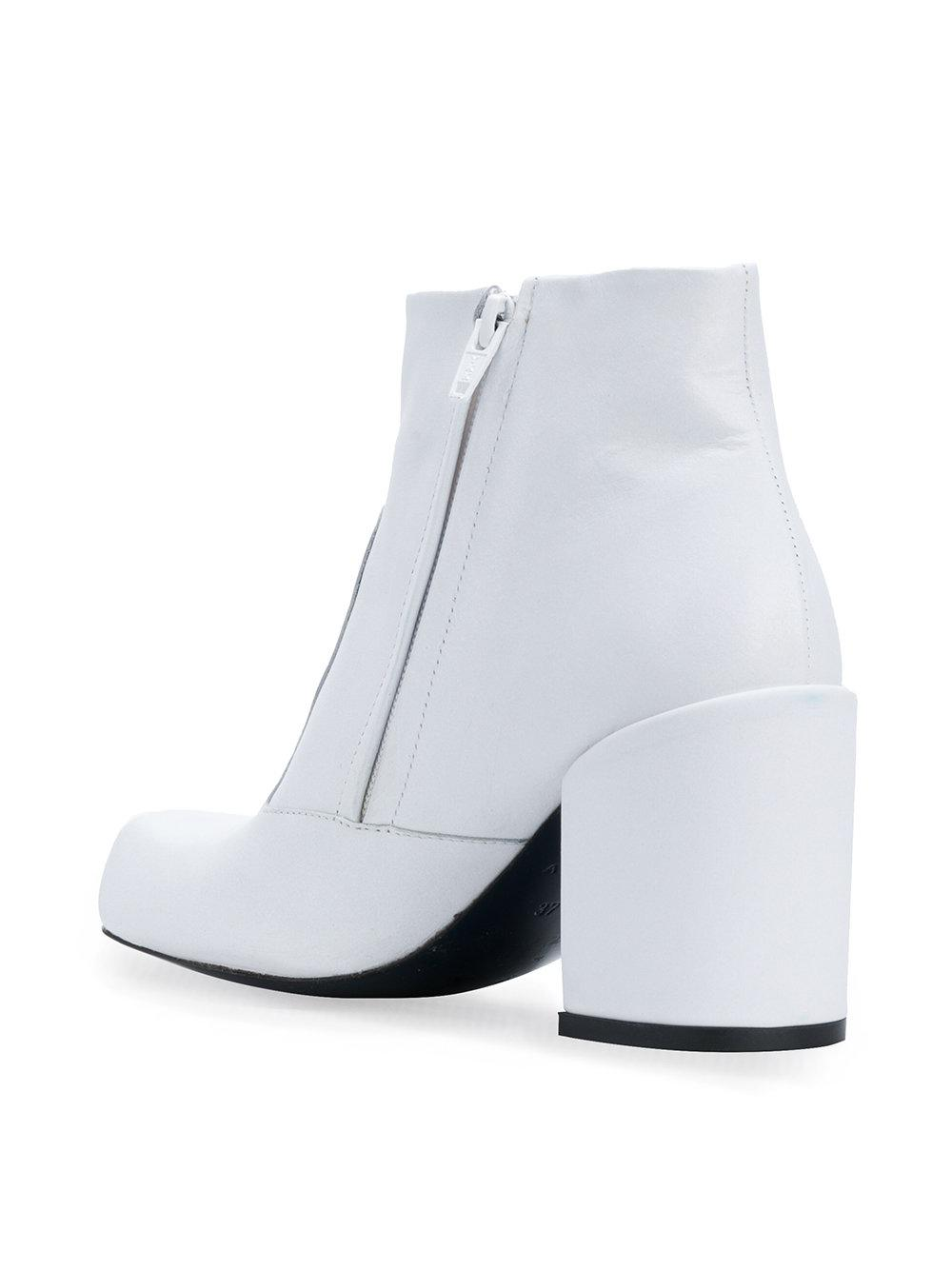 cheap best place outlet newest Aalto block heeled boots visa payment cheap new styles WvpZs0YDC