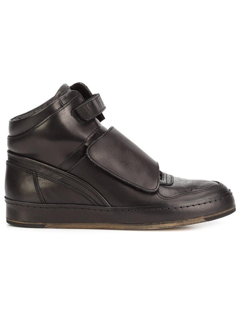 Système Hender Chaussures De Sport En Coin De Mp6 - Noir nMSlA