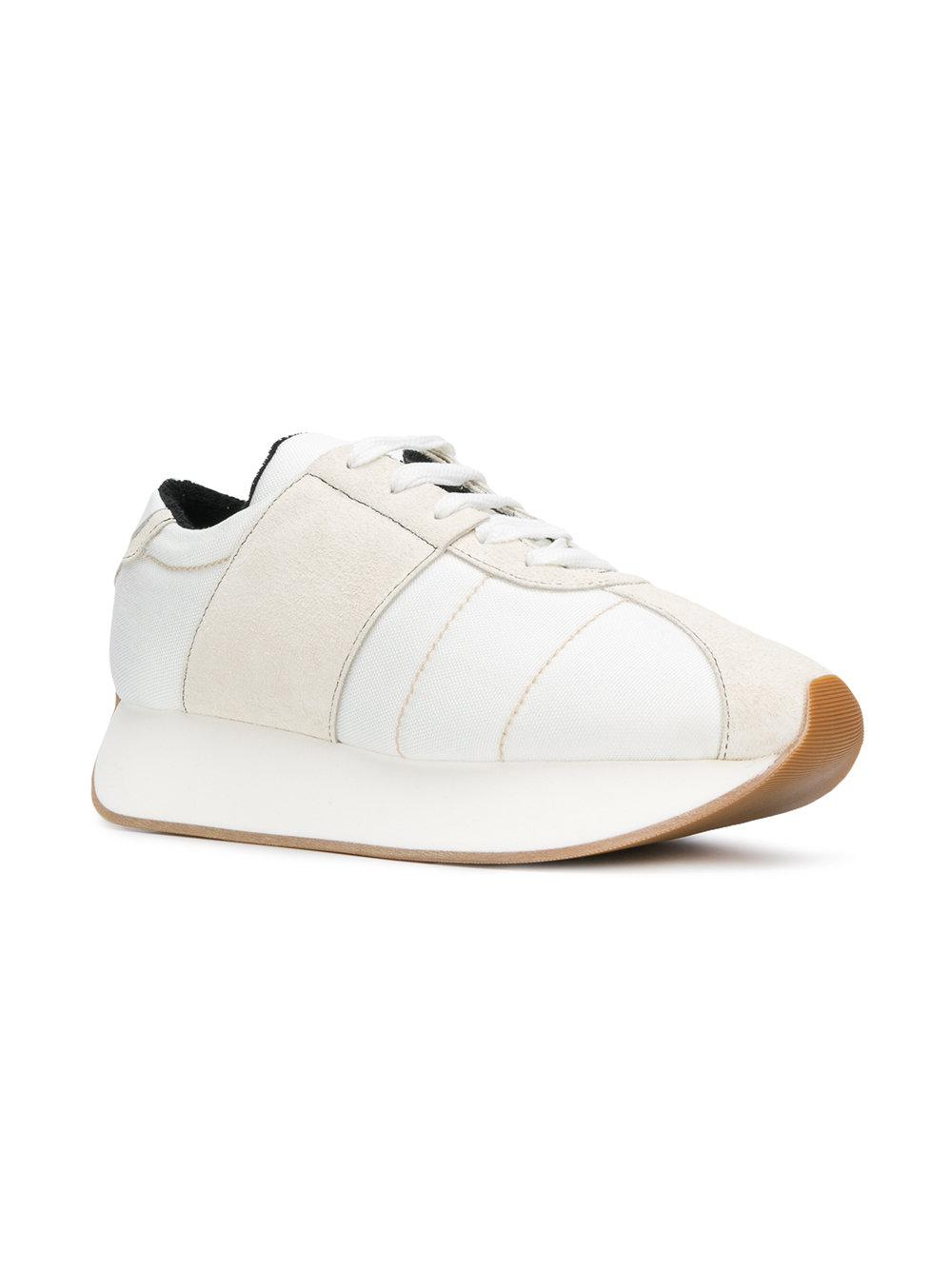 Marni Synthetisch Sneakers Van Big Foot in het Wit voor heren