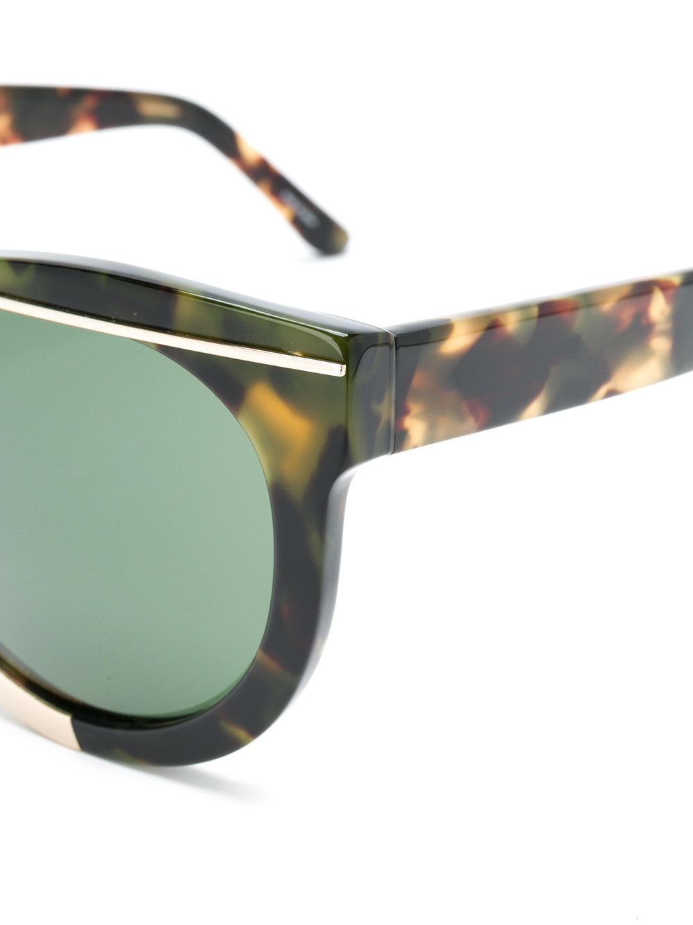 Linda Farrow Suno Sunglasses
